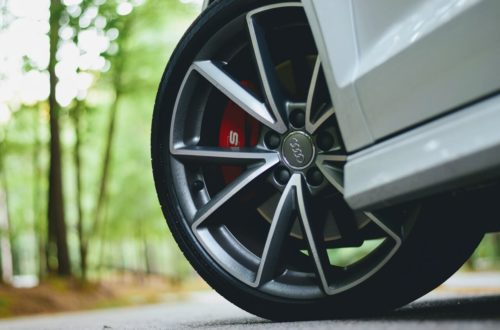 Brzdy u Audi