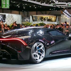Nejdražší auto světa
