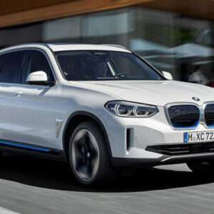 BMW iX3 elektrické SUV